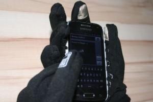 neu kinder handschuhe mit touch screen funktion f r. Black Bedroom Furniture Sets. Home Design Ideas